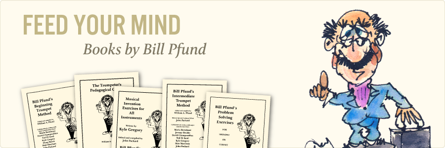 Feed Your Mind: Books by Bill Pfund
